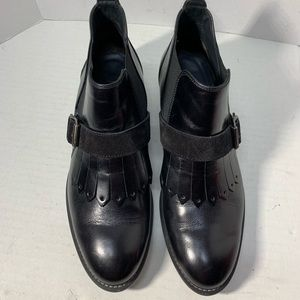 NWOT Really Nice Paul Green Ankle Boots sz.6 1/2